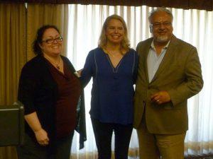 CSAS2016 Angela, Margaret, Miguel