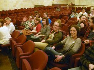 CSAS2016 dist lecture audience